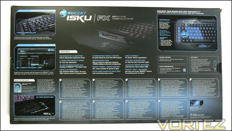 how to make a macro set in roccat isku driver