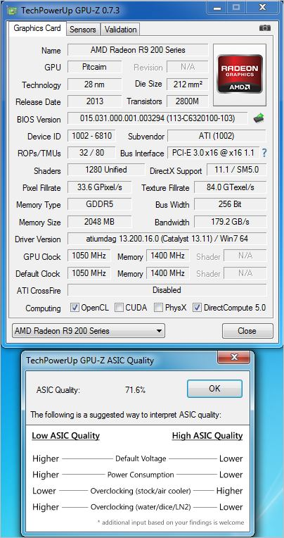 AMD RADEON R9 270X Review - Overclocking