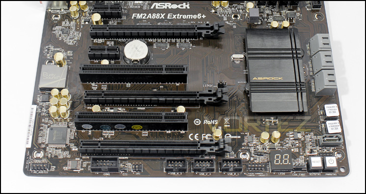 ASRock A88X Extreme6+ Review - Closer Look