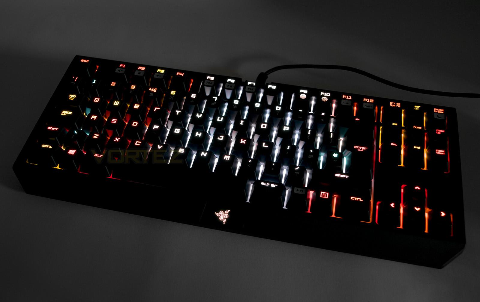 Razer Keyboard Lighting Effects
