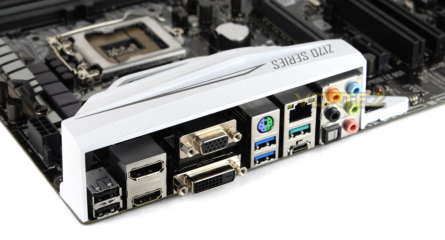 ASUS Z170-A Review - Closer Look