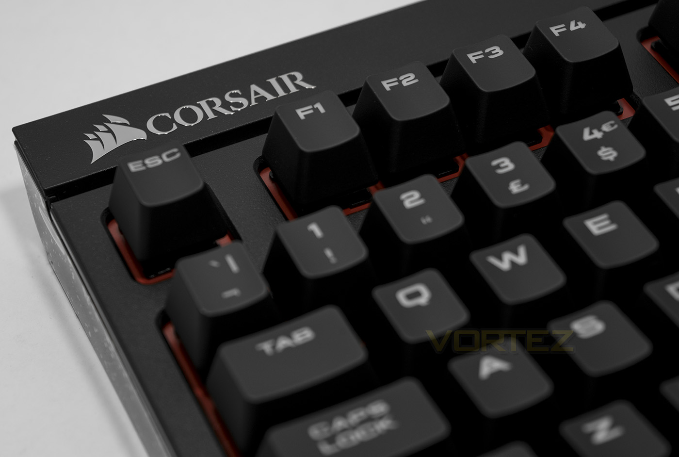 Corsair Strafe Review Introduction Gaming Rgb Cherry Mx Brown Mechanical Switches As Opposed To Some Competitors The Comes In Red And Flavours While Additionally With