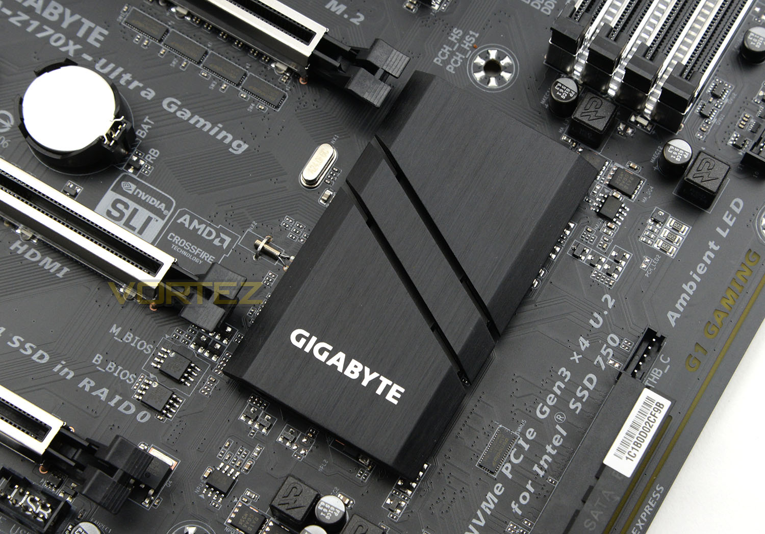 GIGABYTE Z170X-Ultra Gaming Review - Closer Look