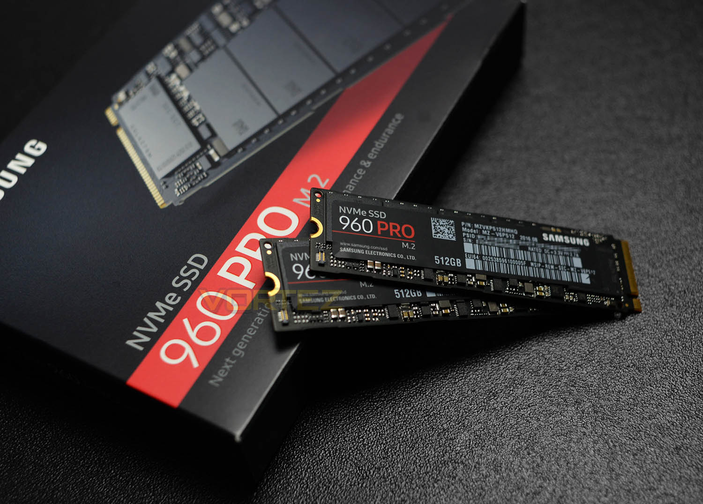 Samsung 960 Pro Raid Review Introduction Ssd Evo Nvme M2 250gb On Their
