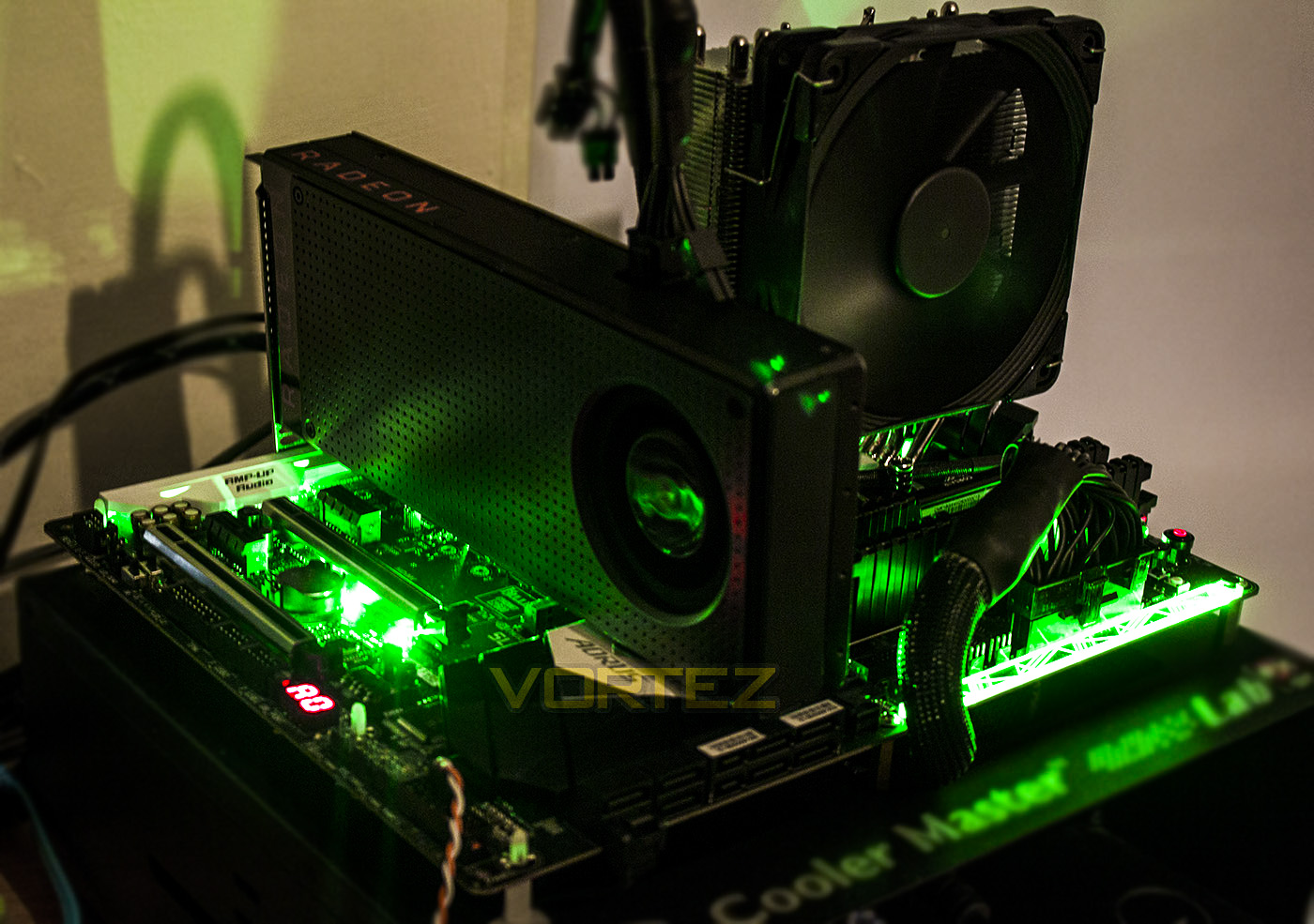Gigabyte Aorus Ga Ax370 Gaming 5 Review Closer Look The Lighting Is Customisable With Various Effects Rgb Fusion App Which Also Available As An Android Apple Mobile
