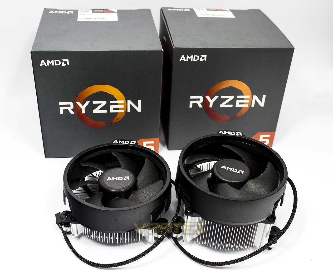Amd Ryzen 5 1400 1600 Review Temperatures Overclocking
