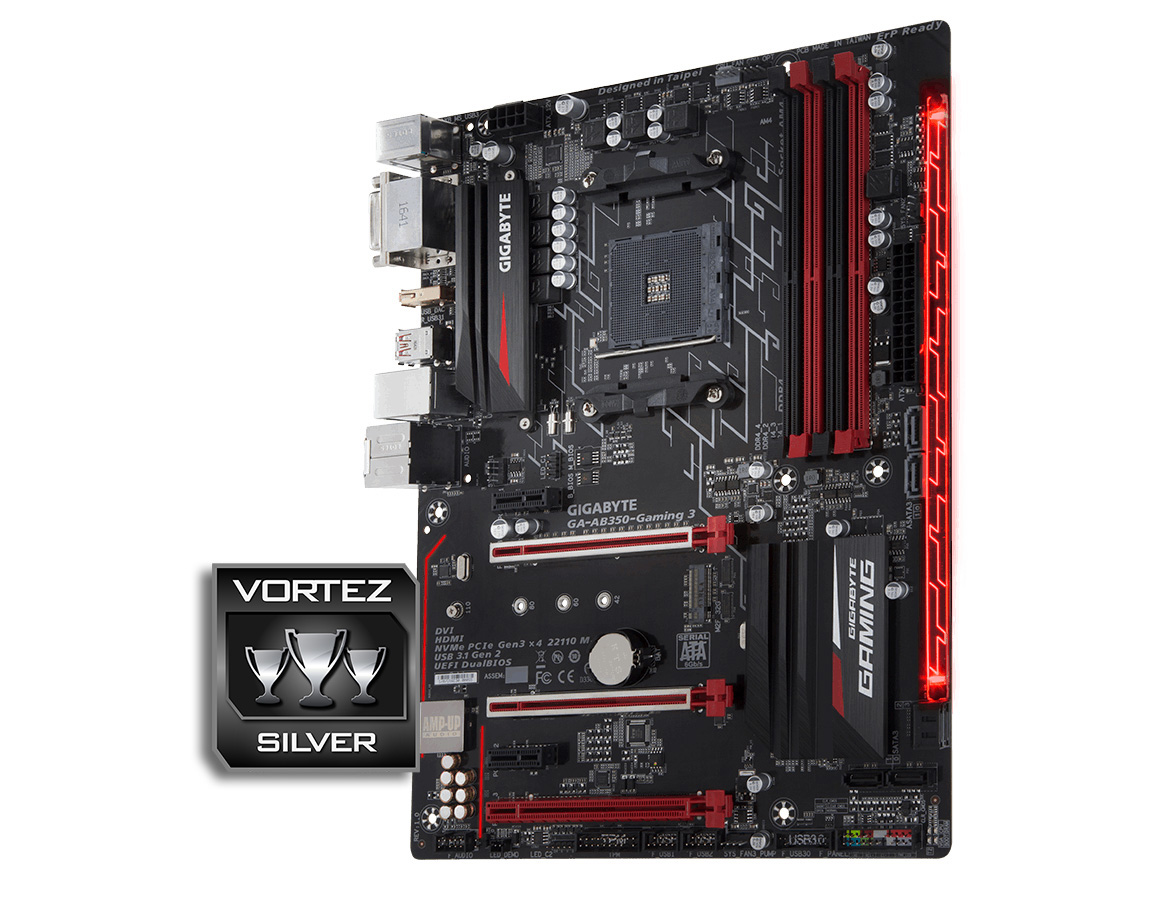 GIGABYTE GA-AB350 Gaming 3 Review - Conclusion