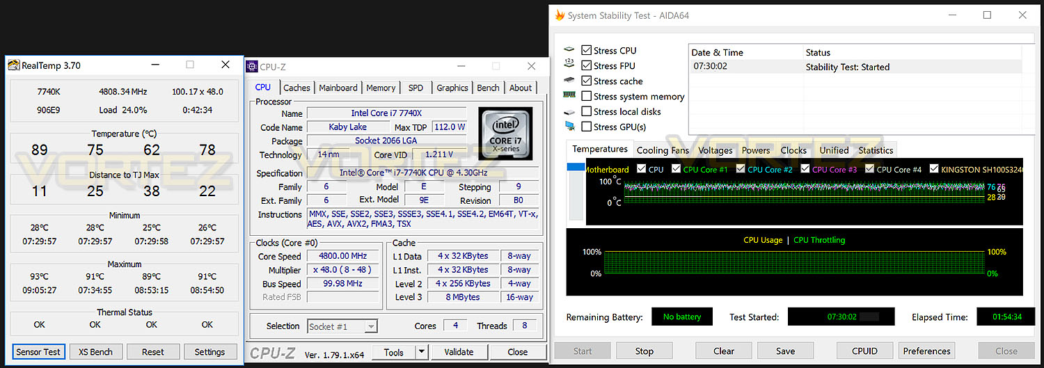 how to overclock cpu asus
