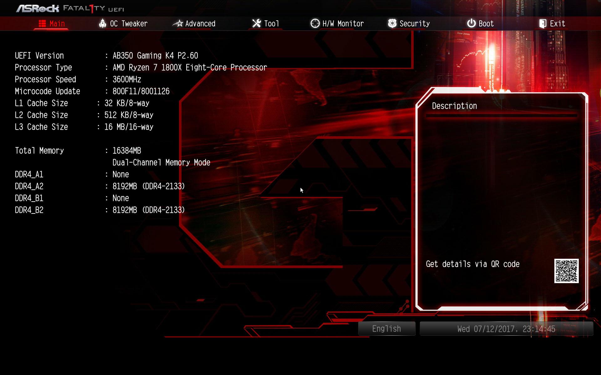 ASRock Fatal1ty AB350 Gaming K4 Review - Test Setup