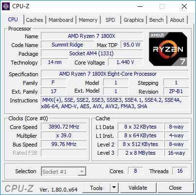 ASRock Fatal1ty AB350 Gaming K4 Review - Test Setup & Overclocking