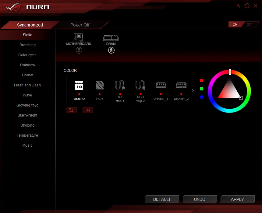 Team T-Force Delta RGB Review - Software & Lighting