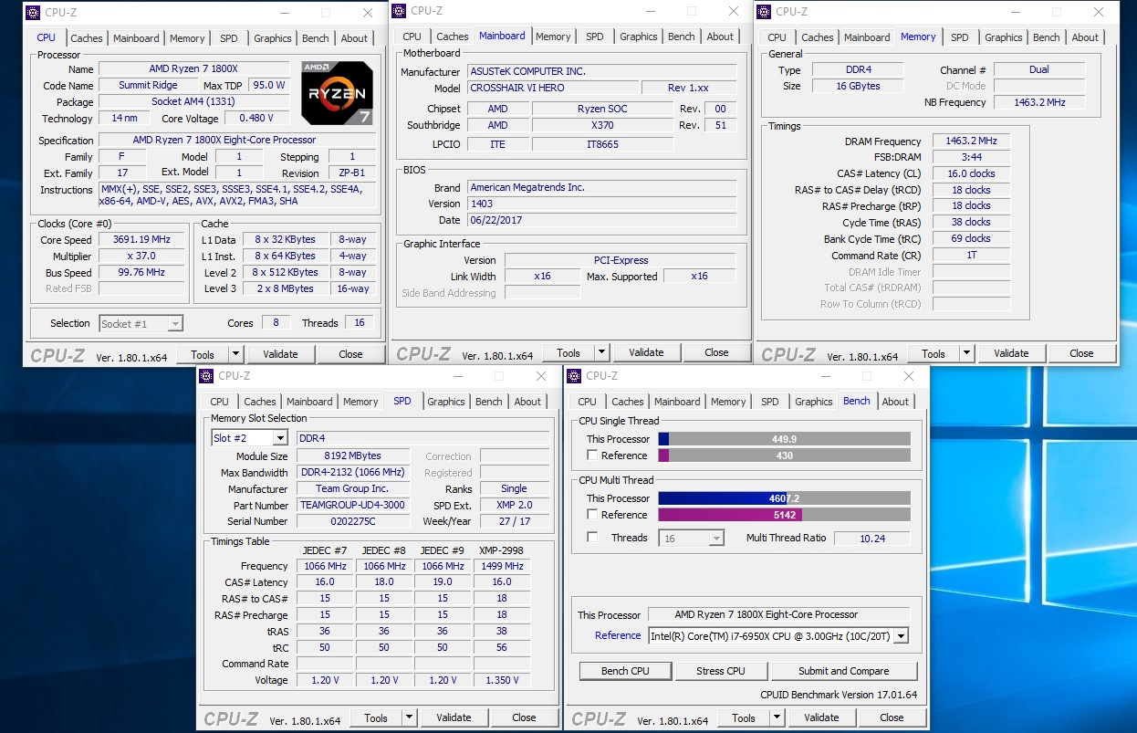 Team T-Force Delta RGB Review - Overclocking