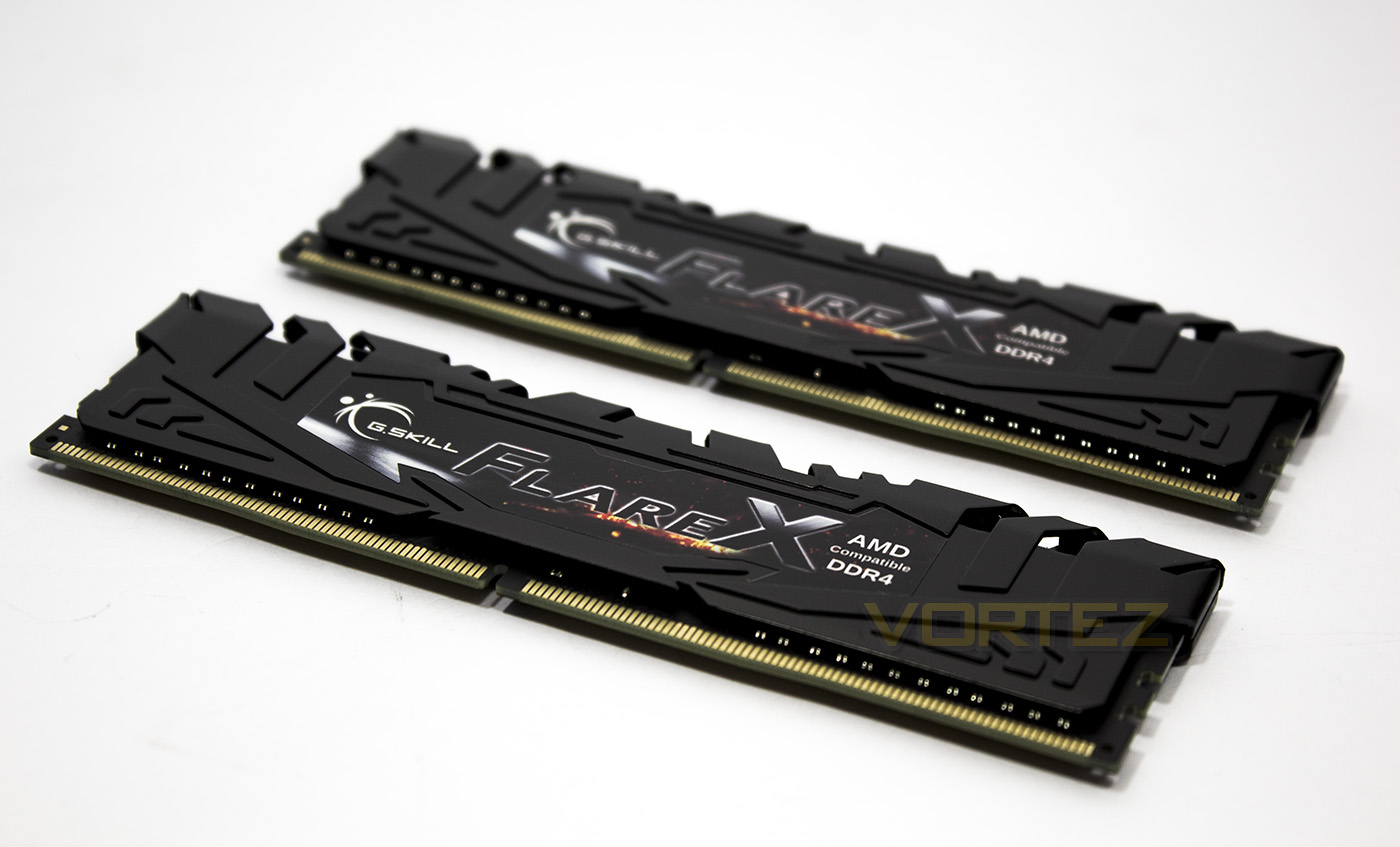 G SKILL Flare X DDR4 Review - Introduction