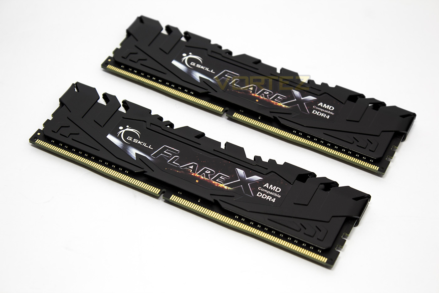 G SKILL Flare X DDR4 Review - Packaging & Product