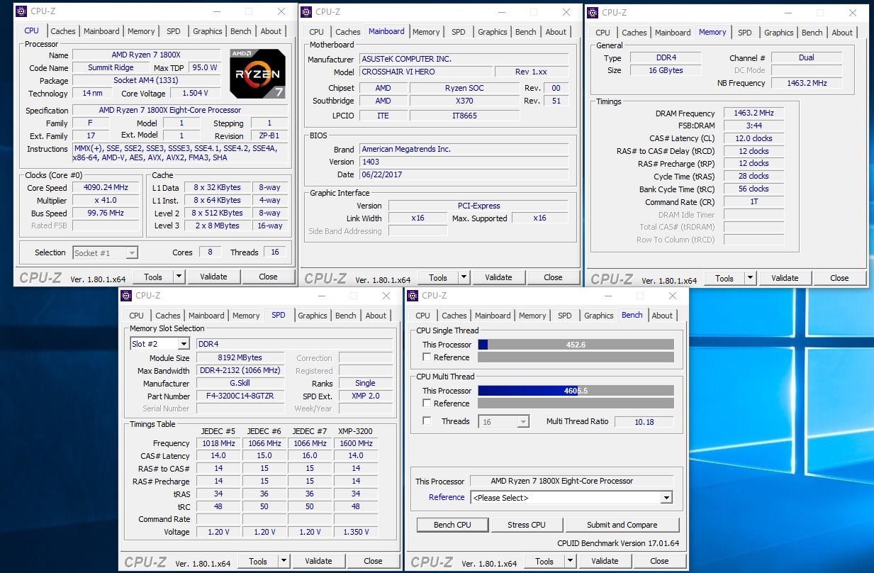 G SKILL Trident Z RGB Review - Overclocking