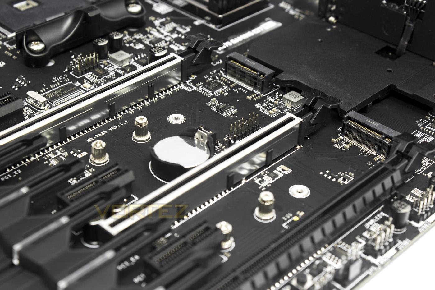 MSI X370 GAMING M7 ACK Review - Closer Look