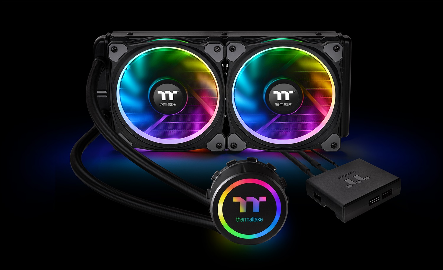 Thermaltake Floe Riing RGB 240 TT Premium Edition Review