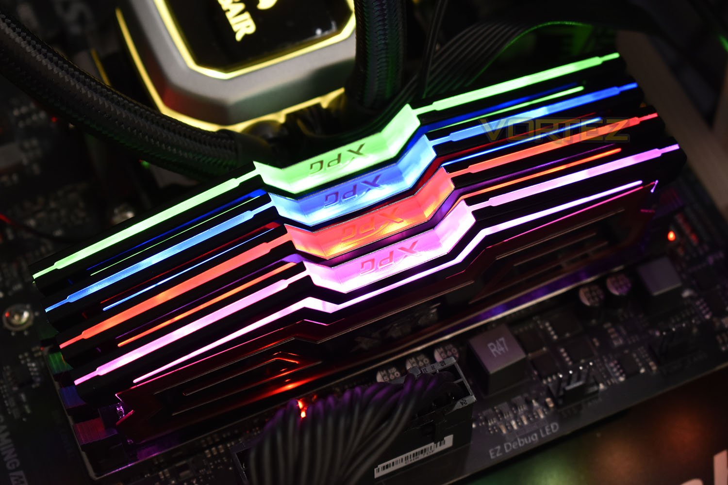 XPG Spectrix D40 DDR4 Memory Review - Lighting & Overclocking