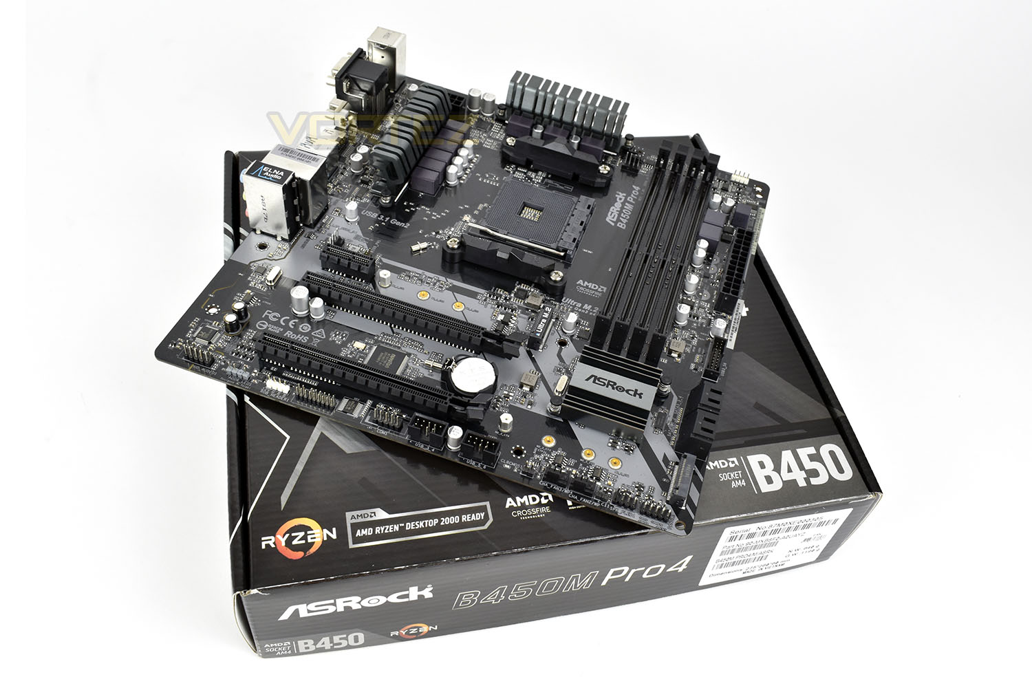 ASRock B450M Pro4 Review - Introduction