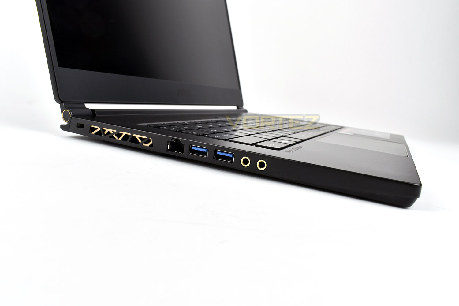 MSI GS65 Stealth Thin 8RF Review - Closer Look (Continued)