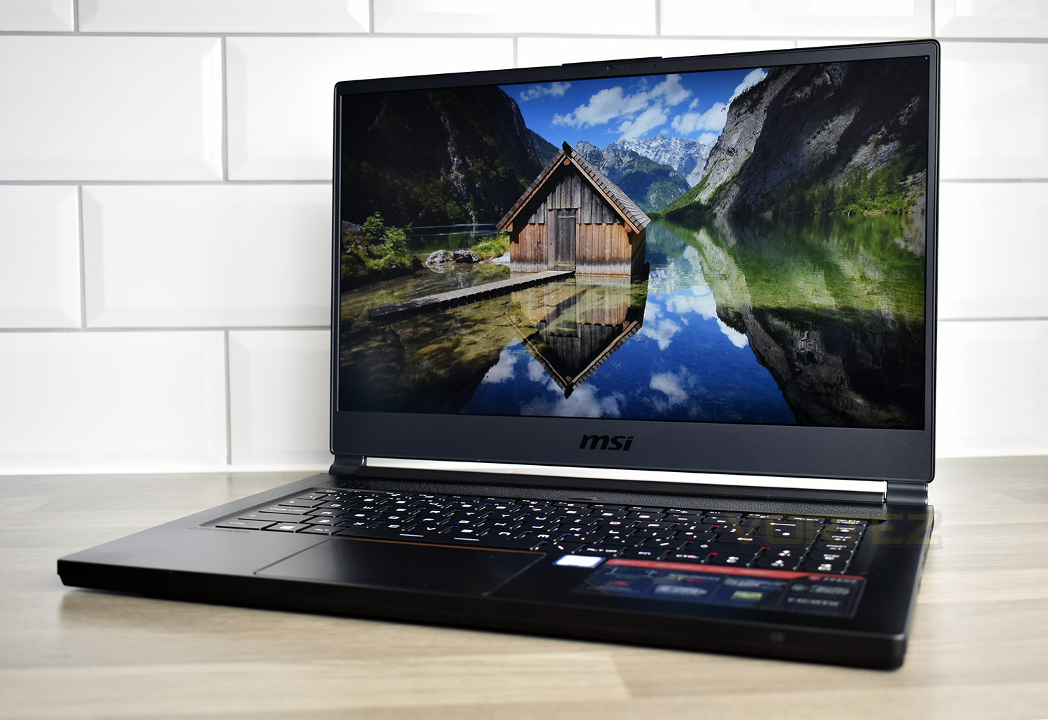 MSI GS65 Stealth Thin 8RF Review - Introduction