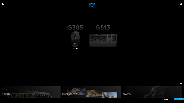 Logitech G305 Review - Software