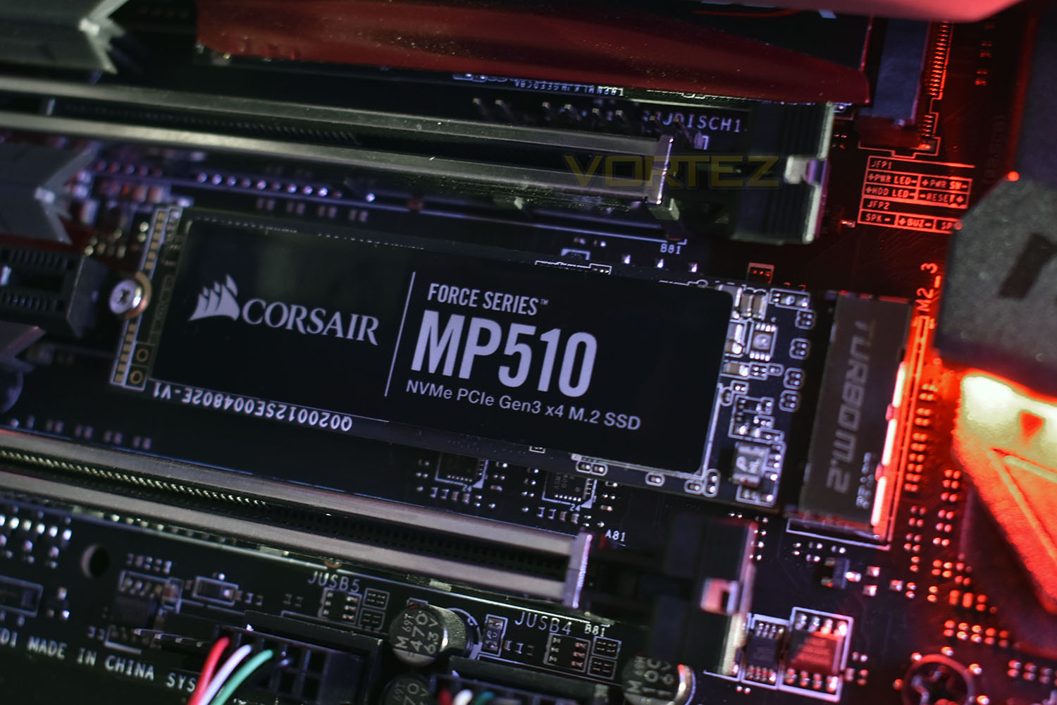 Corsair MP510 Review - Introduction