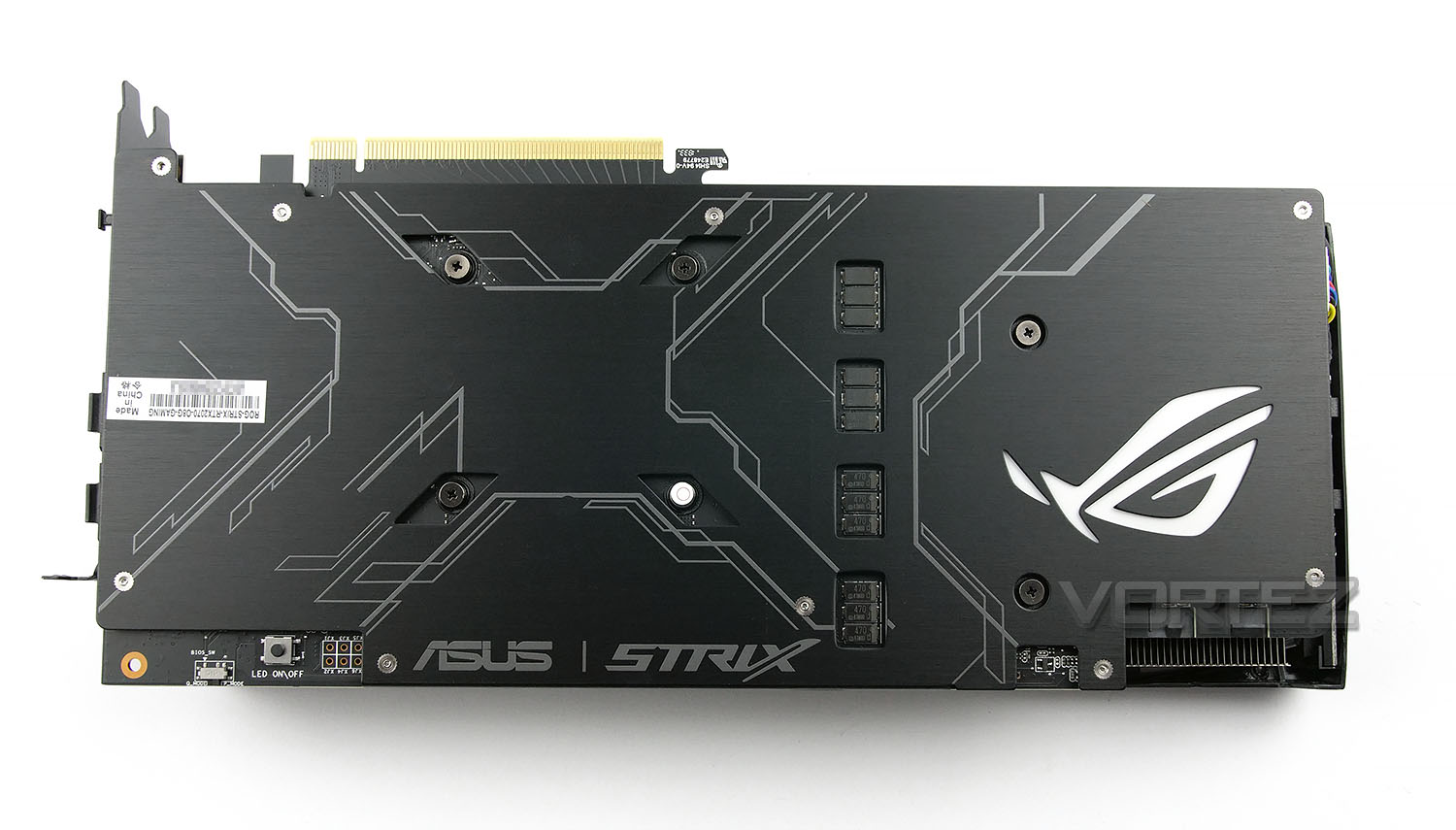ASUS ROG STRIX RTX 2070 OC Review - Closer Look (Overview Cont )