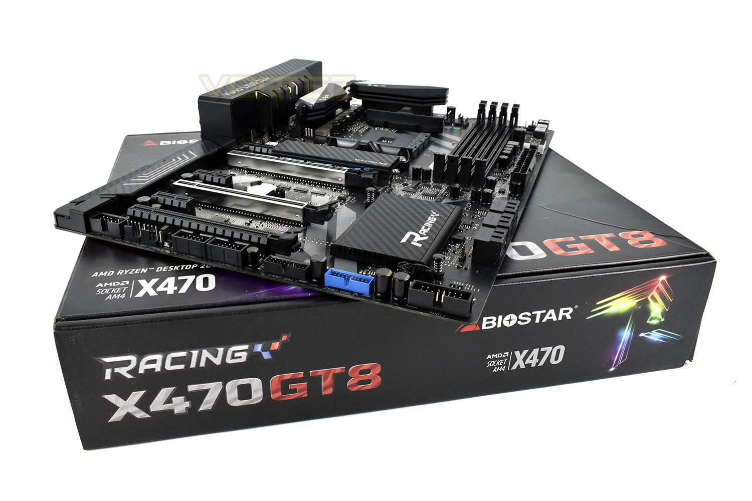 Biostar X470 GT8 Review - Introduction