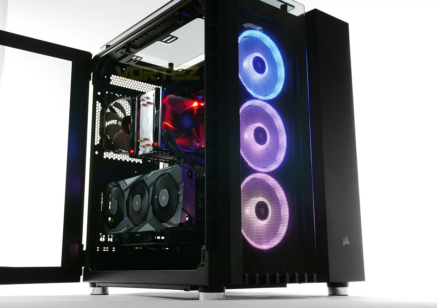 Corsair Crystal Series 680X RGB Review - Introduction