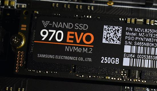 Samsung 970 Evo Ssd Review Introduction