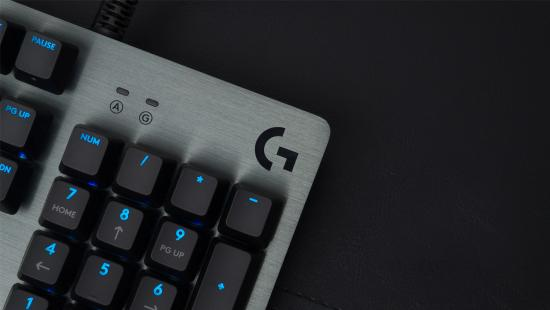 Logitech G513 Review - GX Blue Switch - Closer Look