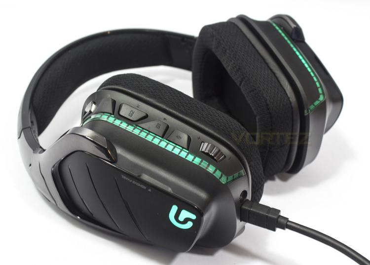 logitech introduction Logitech g enhances your game comfortable and customizable surround sound,  dolby digital, and thx certified speakers and headsets.