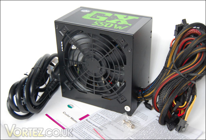 Cooler Master Gx 550w Power Supply Review Gx 550w