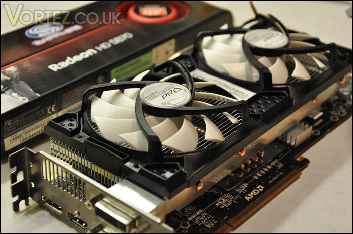 ARCTIC COOLING Accelero Twin Turbo Pro Review - Installation