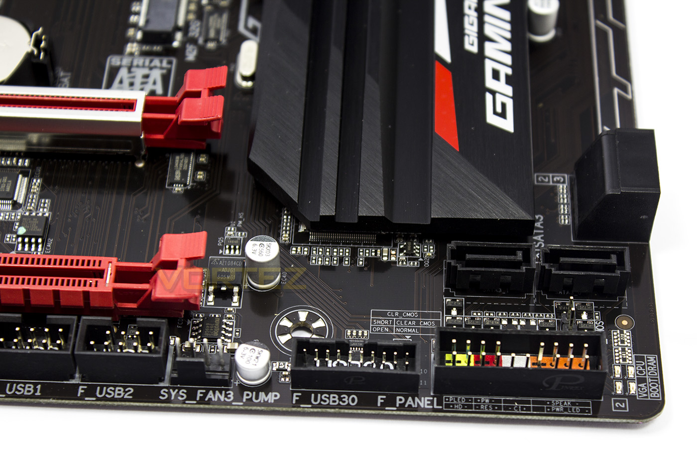 GIGABYTE GA-AB350 Gaming 3 Review - gigabyte ab350 gaming 3