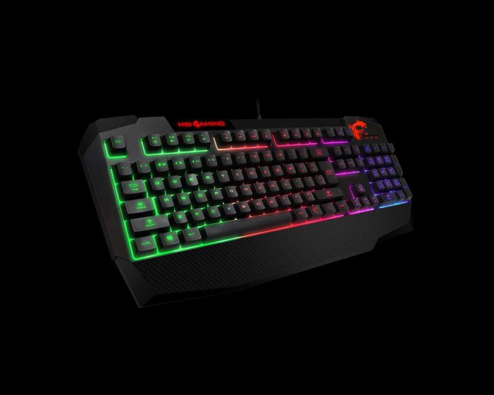 Msi Introduces Immerse Gh60 Headset Vigor Gk40 Keyboard And Vigor Gk40 Combo Gaming Peripherals Msi Vigor Gk40 Gaming Keyboard Jpg