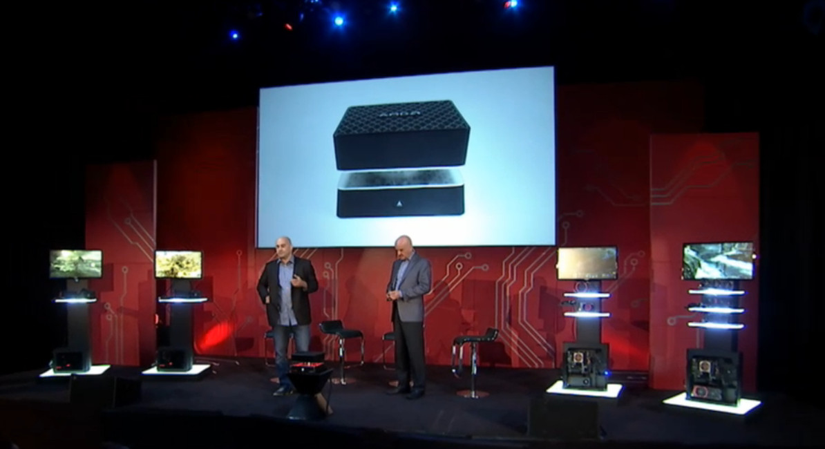 Amd S New Era Of Pc Gaming Livestream Begins Amd New Era Of Pc Gaming Project Quantum Jpg