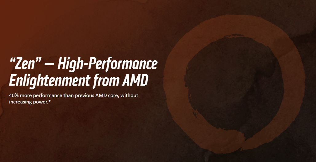 AMD Stocks Skyrocketed After Zen CPU Demonstration - amd zen