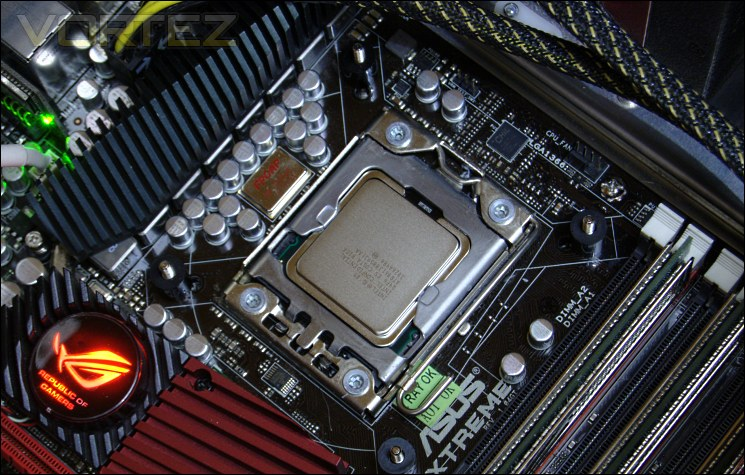 Intel Core i7 990x Extreme Edition Processor Review - Closer