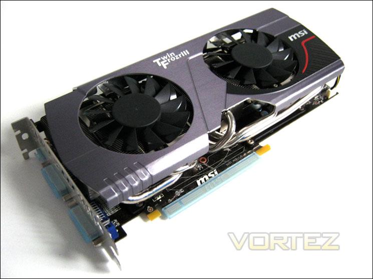 Msi introduces geforce gtx 570 twinfrozr iii power edition.