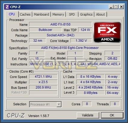 AMD FX-8150 'Bulldozer' CPU Review - Overclocking