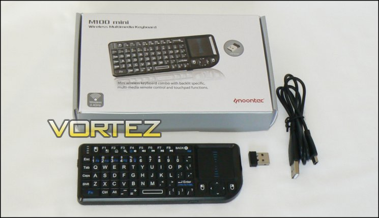 Noontec A9 Android Smart TV Box Review - Package Contents