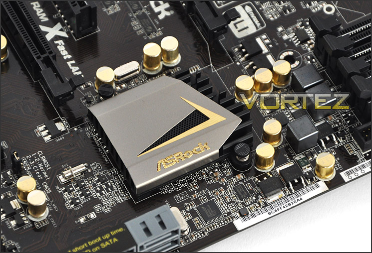 ASRock Z77 Extreme4 Review - Closer Look