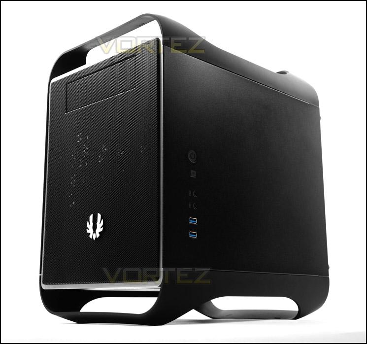 BitFenix BFC-PRO-300-WWXKW-RP Prodigy Mini-ITX Chassis ...