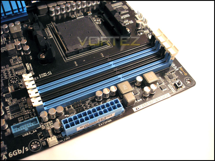 ASUS M5A99X EVO Review - A Closer Look