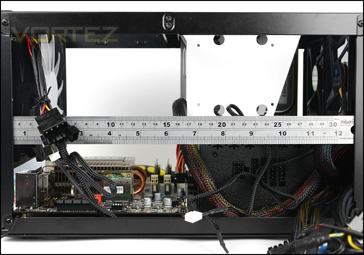 Support For Long Graphics Cards