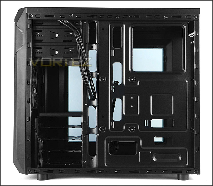 Corsair Carbide Spec 01 Review Interior
