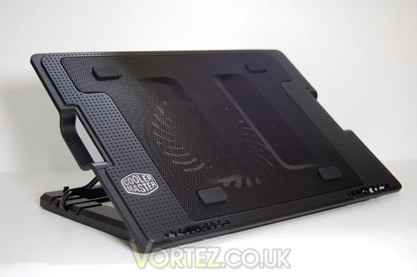 Cooler Master Notebook Cooling Pad Group Test Cooler