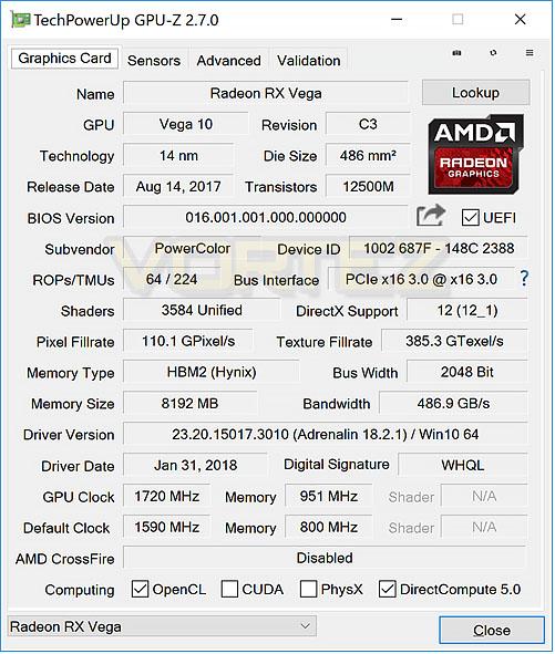 amd graphics card overclock